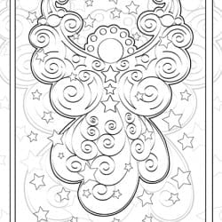 Calm Down Dear Dream Patterns Adult Coloring Book Volume 2 By