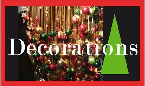 Diy christmas ball chandelier christmas decorations with robeson so sins rebecca aired this video in 2013 i have been obsessed whit it so much that as soon as i have my own house with the ceiling height thats perfect aloadofball Images