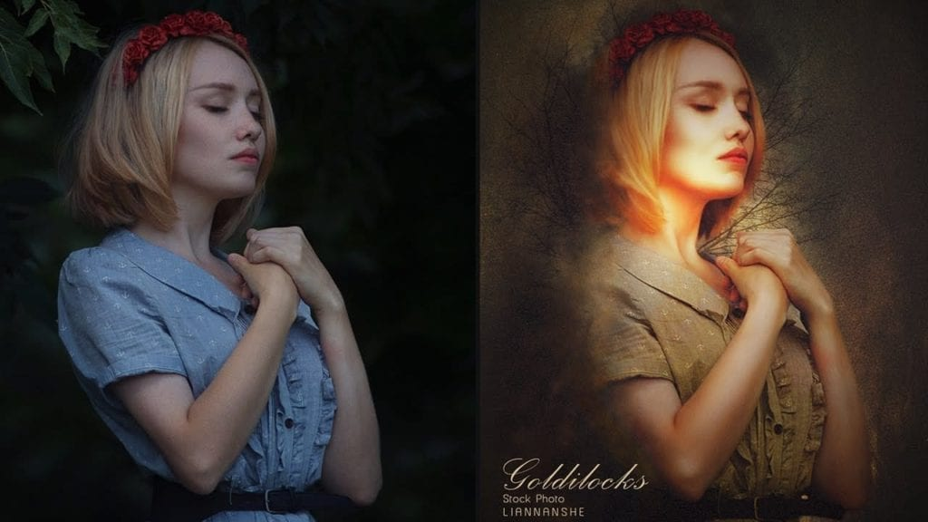 Digital art photoshop tutorial goldilocks photo effect with mir digital art photoshop tutorial goldilocks photo effect with mir rom baditri Gallery