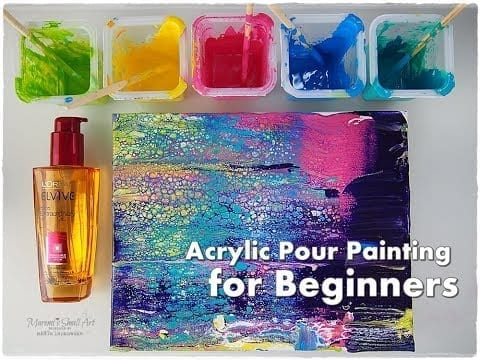 What Kind Of Silicone To Use For Making Fluid Paints