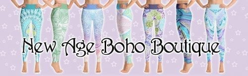 New Age Boho Boutique Leggings Etsy shop now up and running.