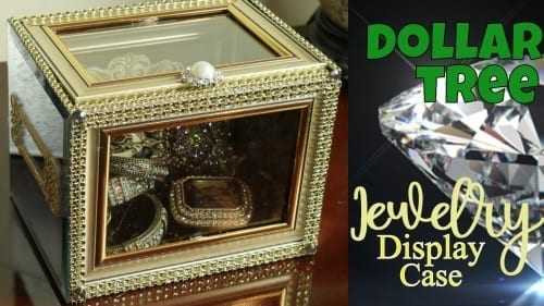 Do It Yourself Jewelry: DIY Do-it-Yourself Bling Case From Dollar Tree To YOU