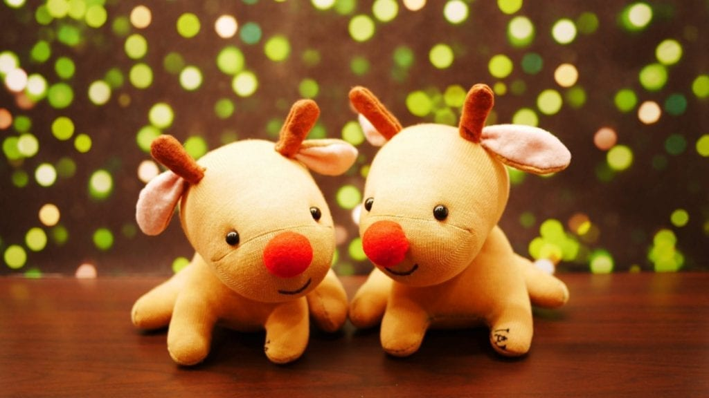 Little Rudolph Sock Plush Tutorial By Budgethobby Hildur