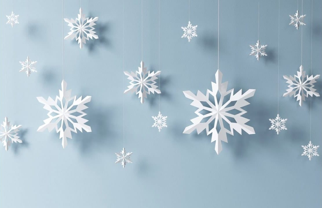 Paper Snowflake Tutorial Learn How To Make Snowflakes In