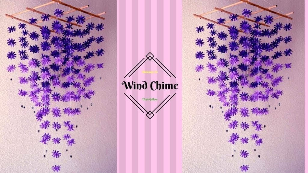 How To Make Wind Chimes Out Of Paper Archives Hildurko