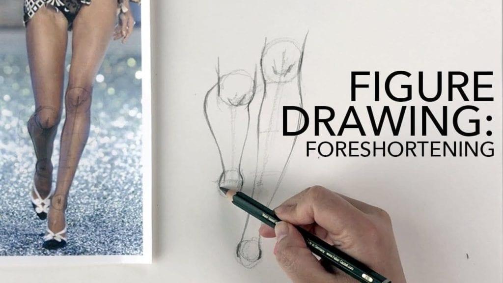 How to draw the Human Figure – Hildur K O art blog & shop