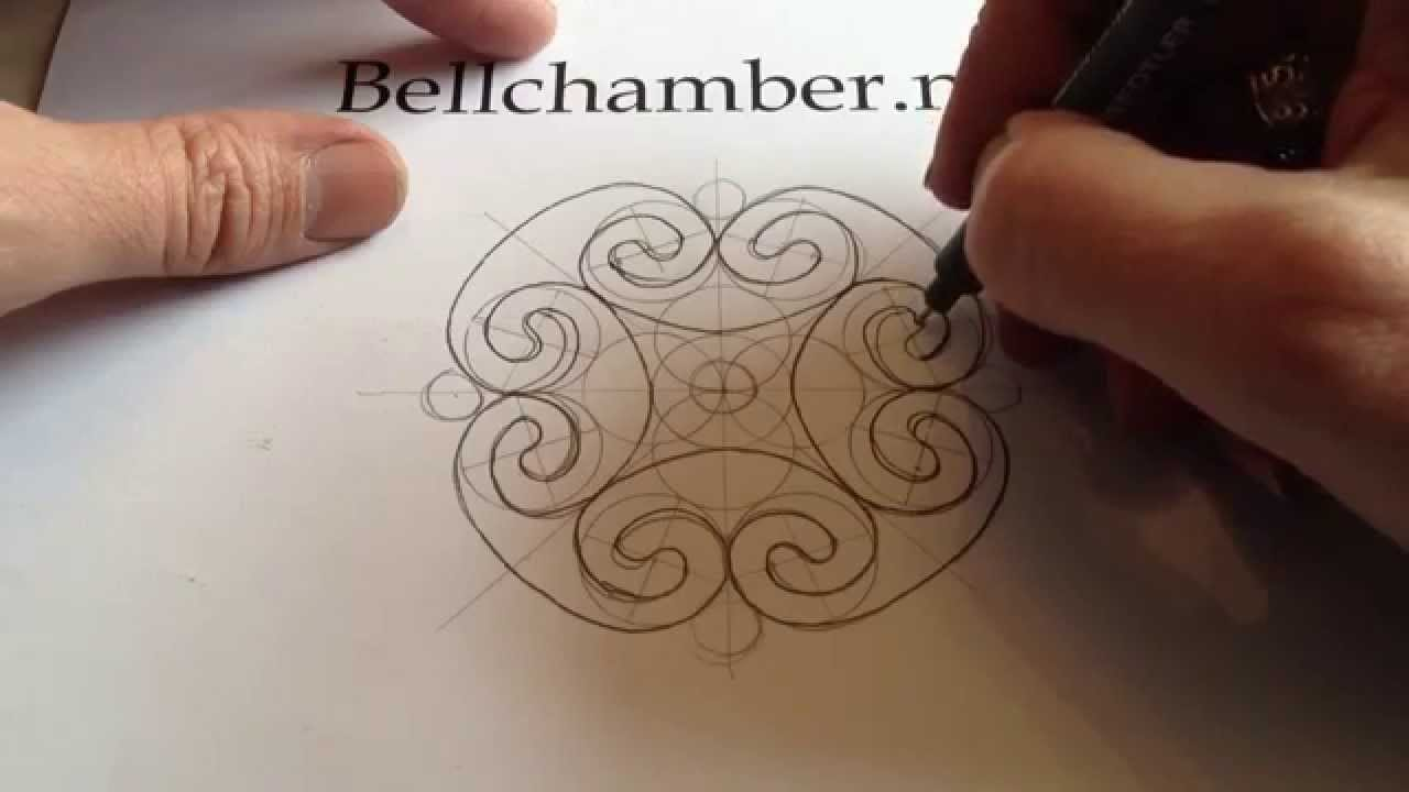 how to draw celtic patterns