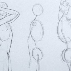 How to Draw the Figure from the Imagination