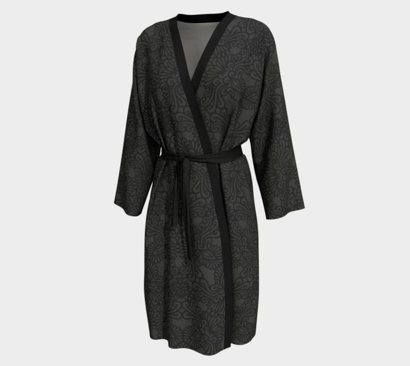 Black Delilah, Peignoir Robe