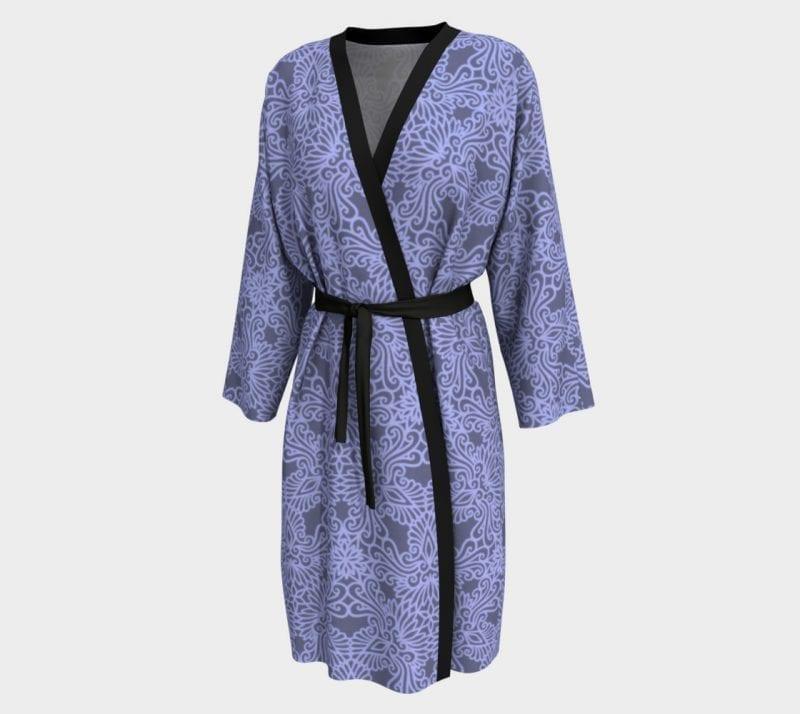 Lilac Delilah, Peignoir Robe