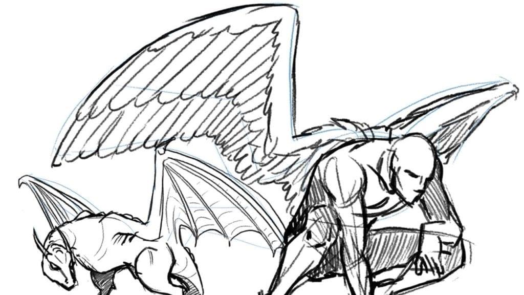 How To Draw Wings Hildur K O Art Blog Amp Shop