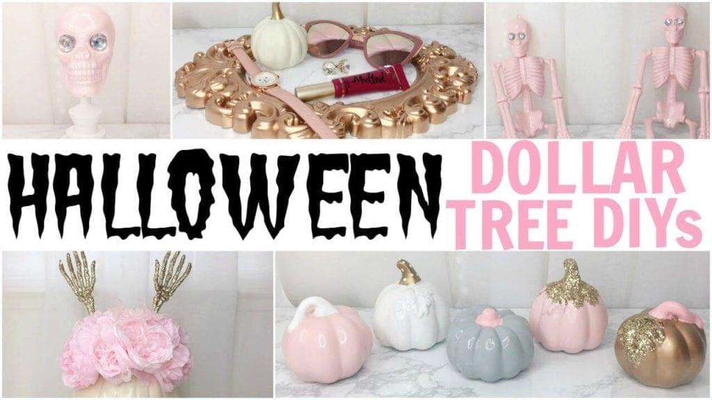 5 Easy Affordable Halloween Diy Crafts