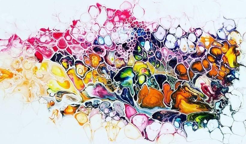 Acrylic Abstract Painting Archives - Hildur.K.O